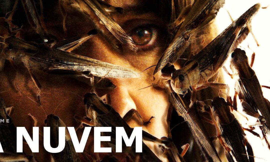 The Swarm   Filme de terror francês na Netflix onde gafanhotos passam a ter gosto por sangue