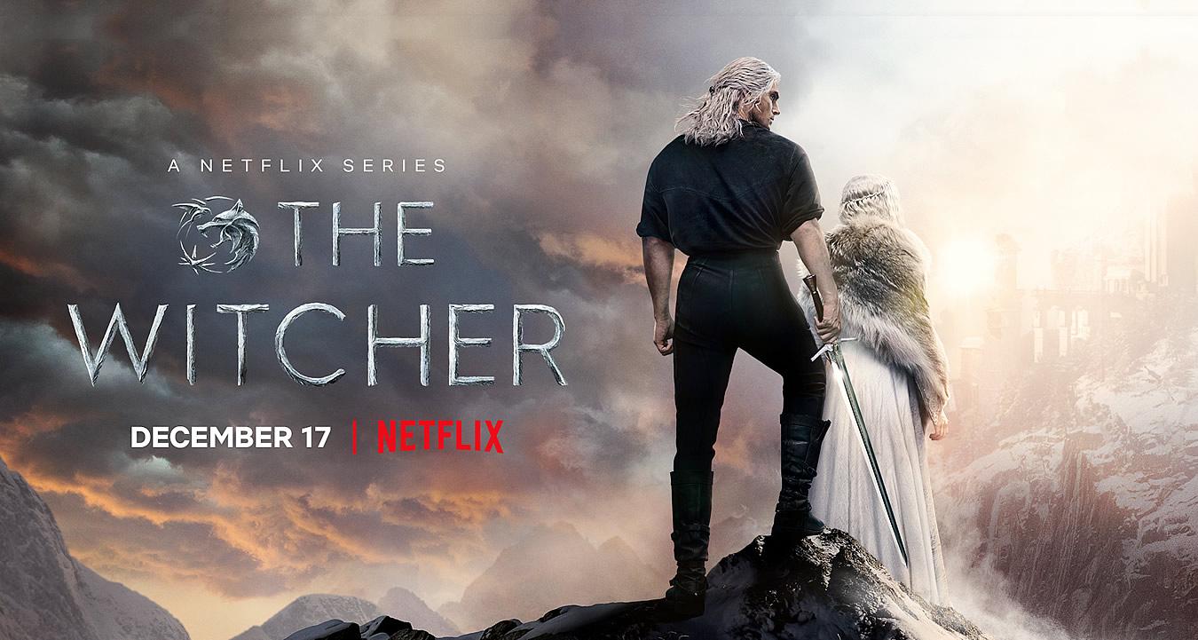 The Witcher Segunda Temporada | Netflix divuga novo trailer com destaque a Cirilla e Geralt