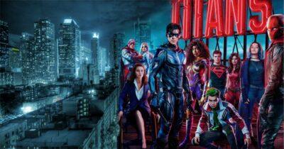 Titans Terceira Temporada | Capuz Vermelho conquistando Gotham City em trailer da HBO MAX