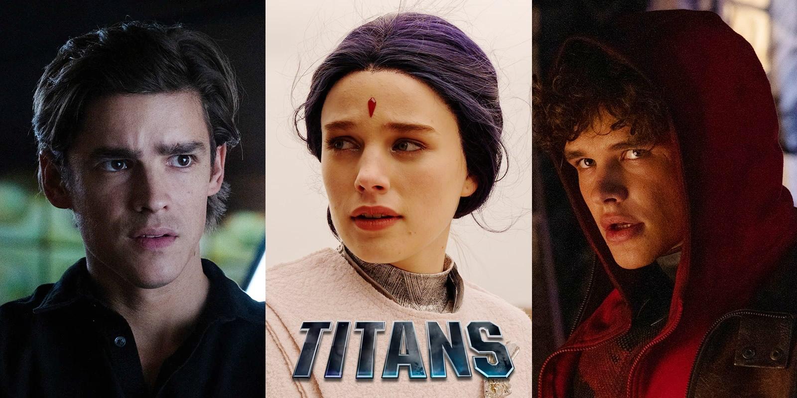 Titans Terceira Temporada | HBO MAX divulgou nas redes sociais imagens dos personagens
