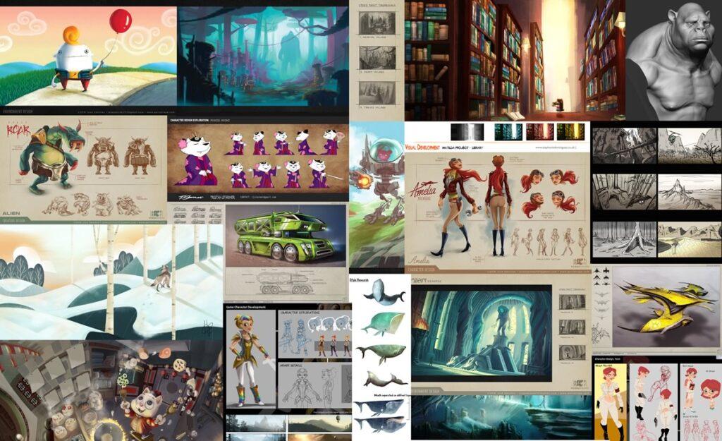 Vancouver Animation School chega ao Brasil com webinário gratuito de animação profissional