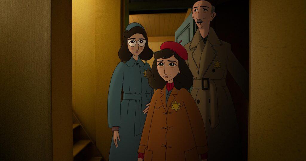 ONDE ESTÁ ANNE FRANK | Animação do israelense Ari Folman inspirada em O Diário de Anne Frank