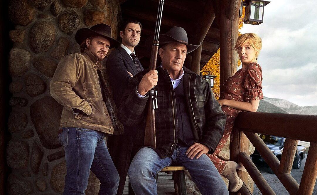 Experimente as jaquetas Yellowstone com inspiração no estilo ocidental mais populares neste outono
