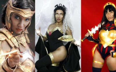 Lai Cosplay – Afro Cosplay – Cosmaker