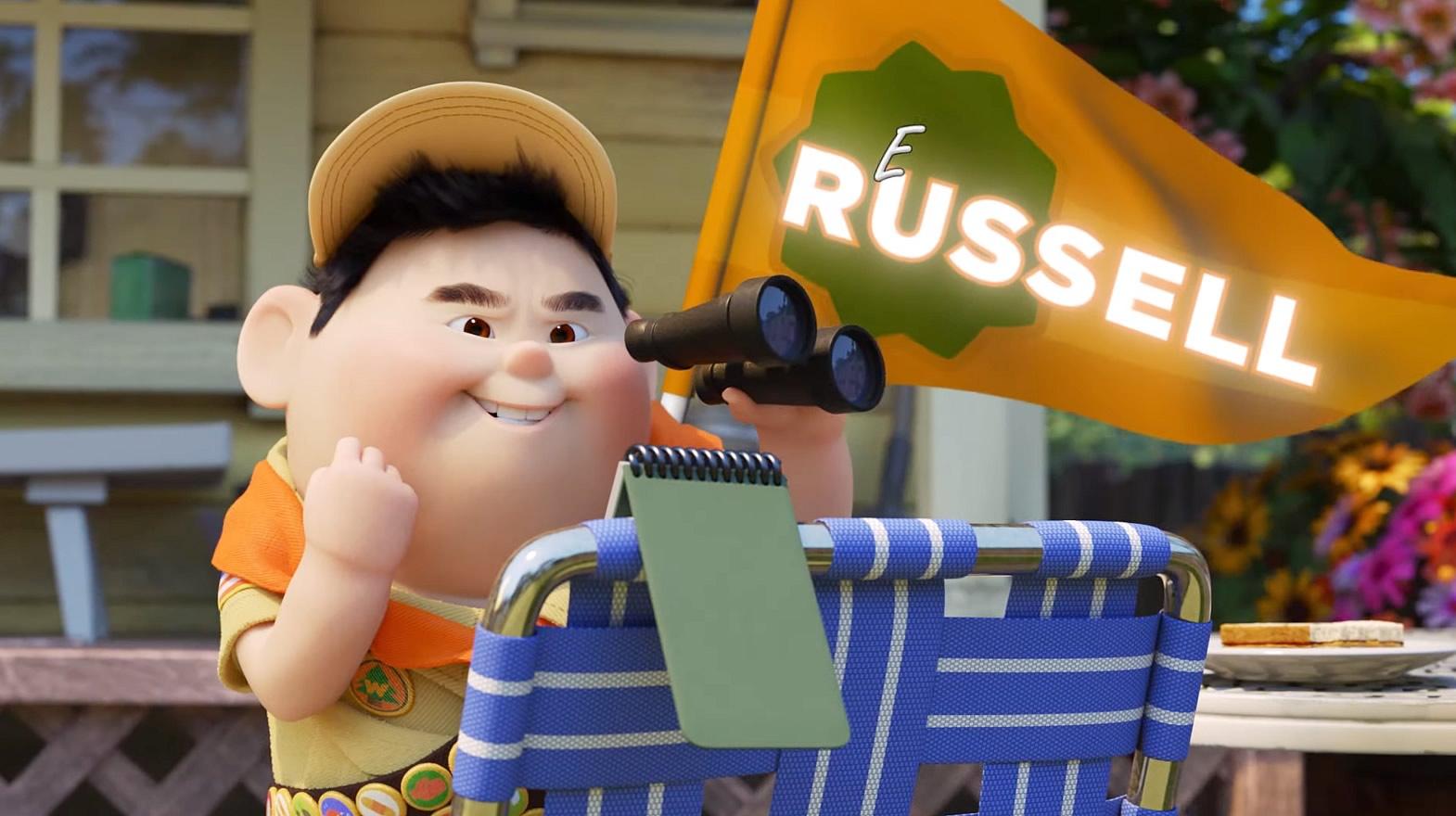 A Vida de Dug   Trailer dos curtas da Pixar do universo de UP e as aventuras de DUG