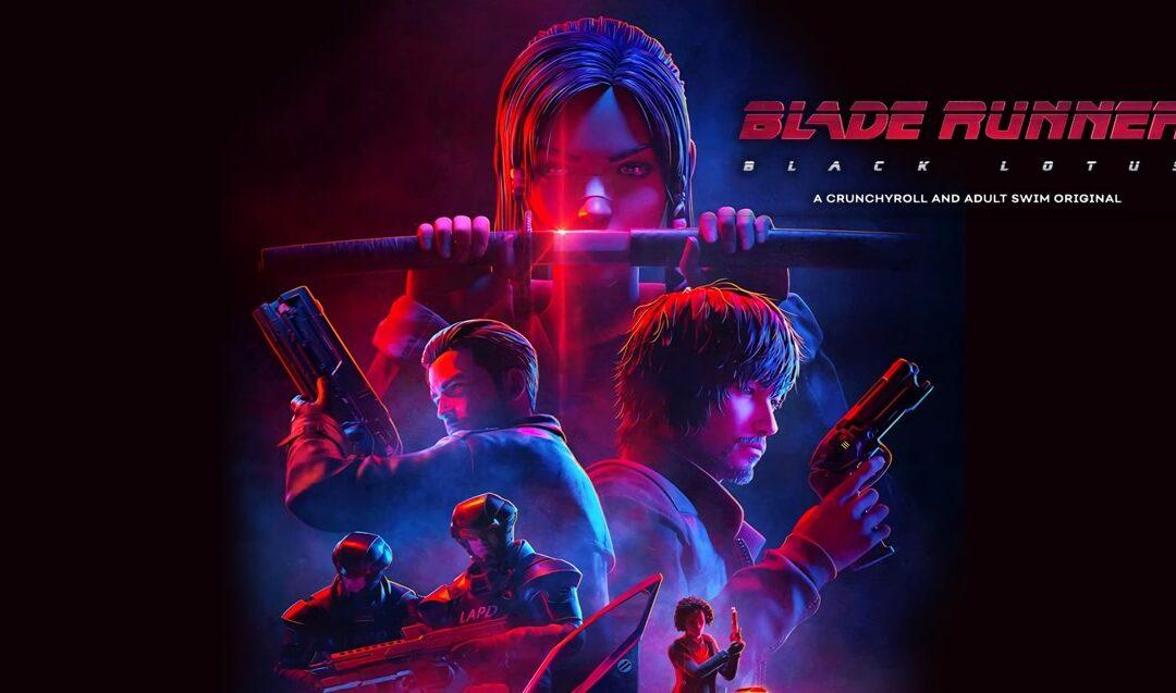 Blade Runner: Black Lotus | Abertura da série anime durante a Virtual Crunchyroll Expo