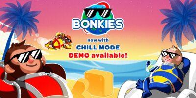 Bonkies | Jogo de construção cooperativa no espaço, recebe uma atualização bem chill!