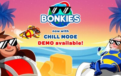 Bonkies   Jogo de construção cooperativa no espaço, recebe uma atualização bem chill!