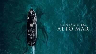 Contágio em Alto Mar | Filme de terror irlandês | Surto parasitário assola a tripulação em barco de pesca