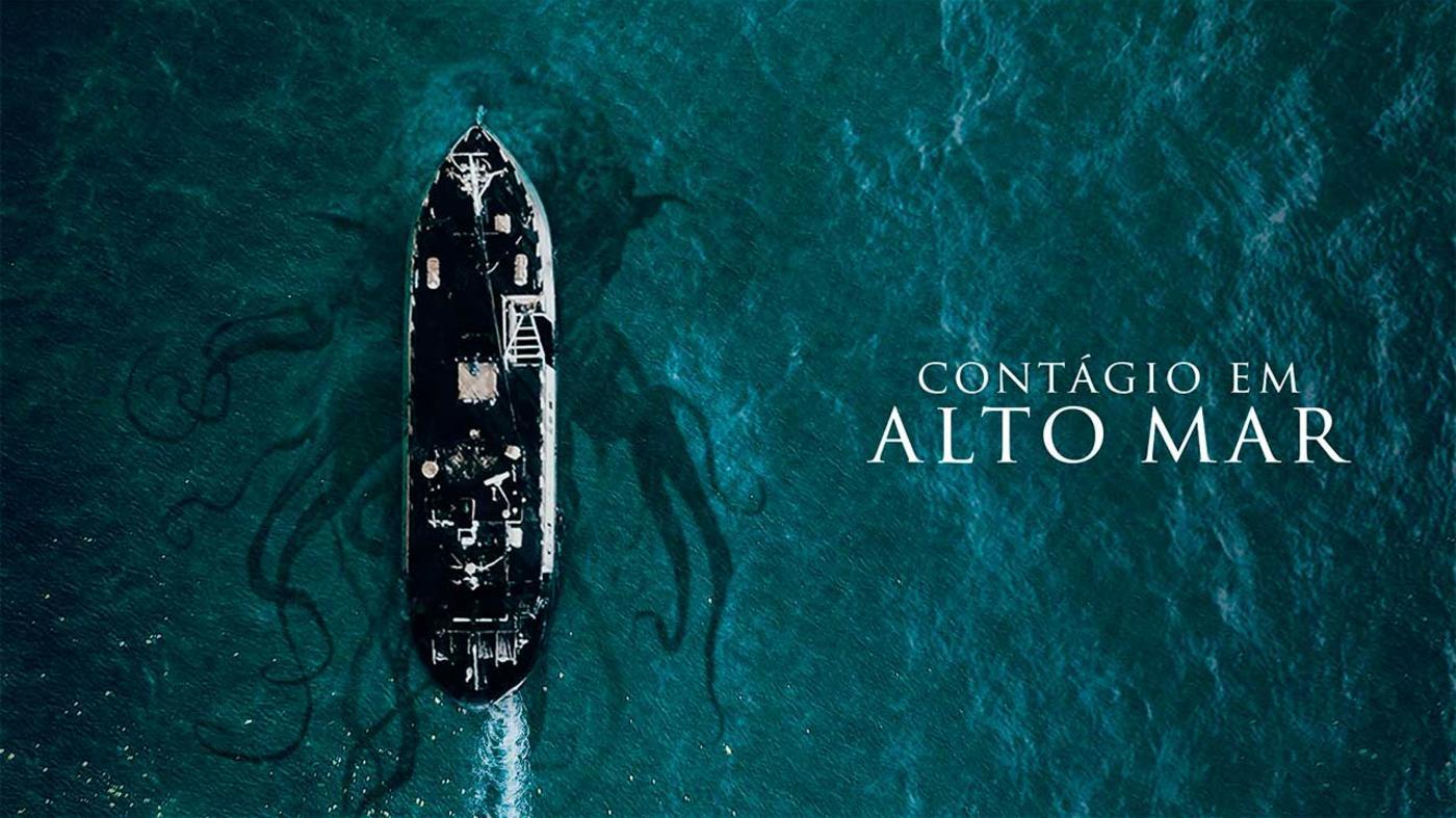 Contágio em Alto Mar | Filme de terror irlandês | Surto parasitário assola a tripulação de um barco de pesca