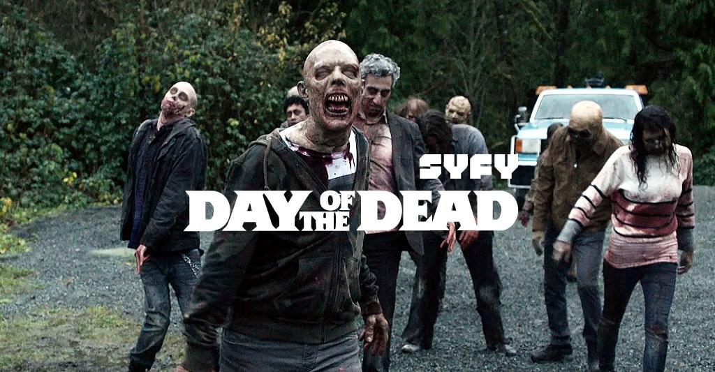 Dia dos Mortos | Canal SyFy digulga trailer da série de zumbis baseada no clássico de George A. Romero.