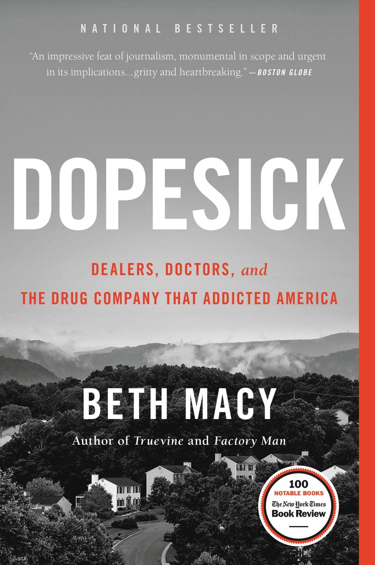 dopesick livro beth macy - Dopesick   Michael Keaton e Rosario Dawson na série do Hulu sobre fraude em remédios nos EUA