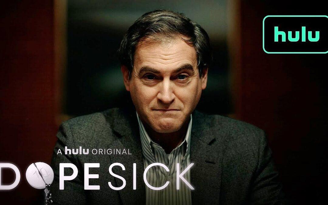 Dopesick | Michael Keaton e Rosario Dawson na série do Hulu sobre fraude em remédios nos EUA