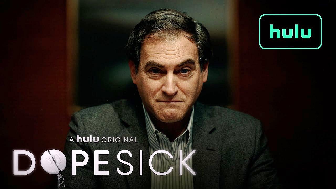 Dopesick   Michael Keaton e Rosario Dawson na série do Hulu sobre fraude em remédios nos EUA