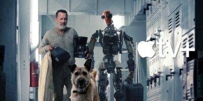 Finch | Filme de ficção científica de Tom Hanks para o Apple TV Plus ganha imagem e data de estreia