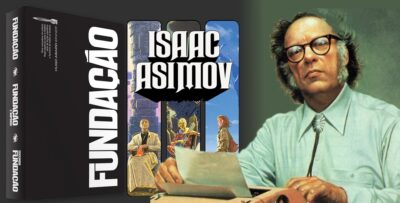 FUNDAÇÃO | Leitura da obra de ficção científica escrita por Isaac Asimov dica de Fernando Rômbola