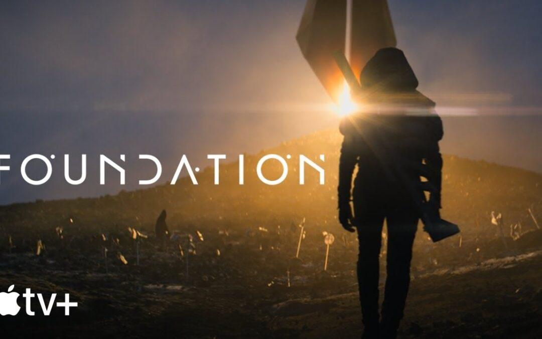 Fundação | Novo trailer da série baseada na obra de ficção científica de Isaac Asimov pela Apple TV+