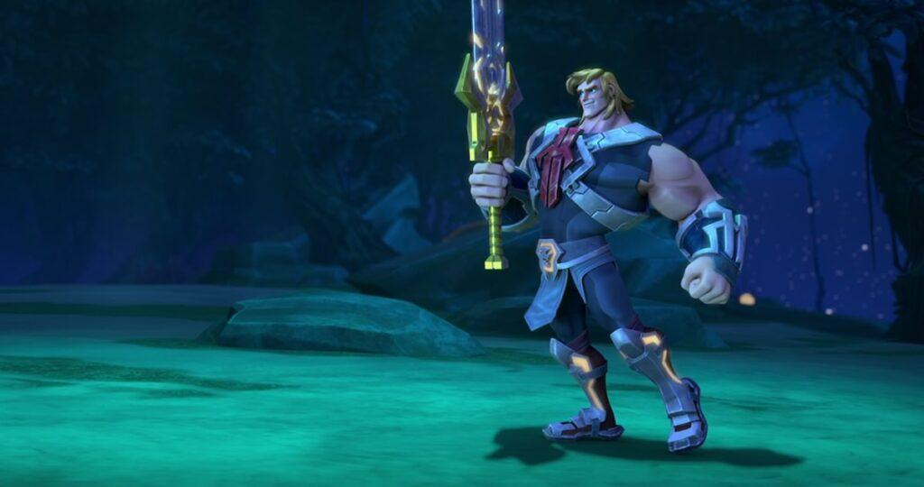 He-Man e os Mestres do Universo Nova série animada do herói na Netflix produzida pela Mattel Television