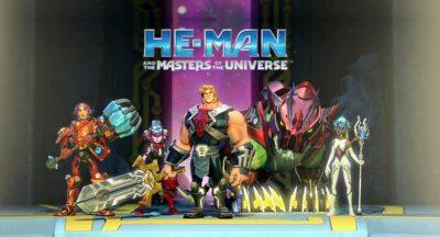 He-Man e os Mestres do Universo | Nova série animada do herói na Netflix produzida pela Mattel Television