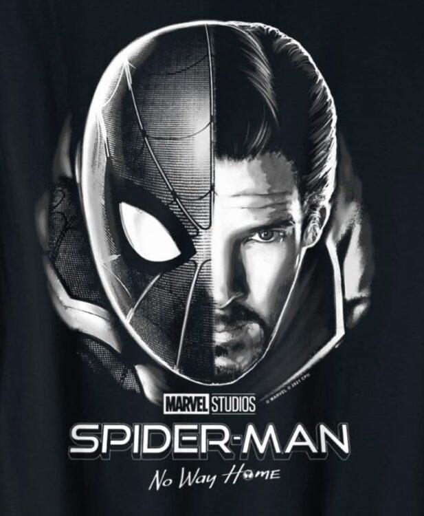 homem aranha sem volta para casa artes promocionais mostram homem aranha usando magia 11 617x750 - Homem-Aranha: Sem Volta Para Casa   Artes promocionais mostram o Homem-Aranha usando magia