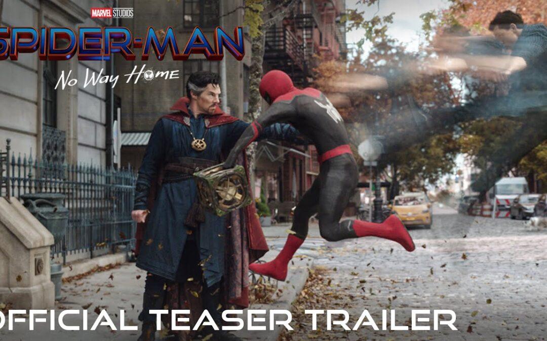 Homem-Aranha: Sem Volta Para Casa | Sony divulga trailer oficial do terceiro filme com Tom Holland