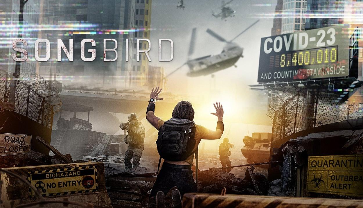 Isolados: Medo Invisível | Pandemia do Covid-23 assola o mundo em Ficção científica na Amazon Prime Video