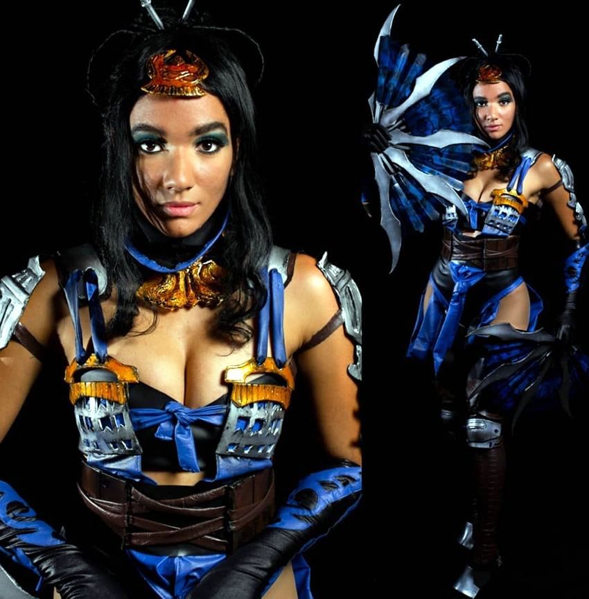 LAI COSPLAY - AFRO COSPLAY - COSMAKER