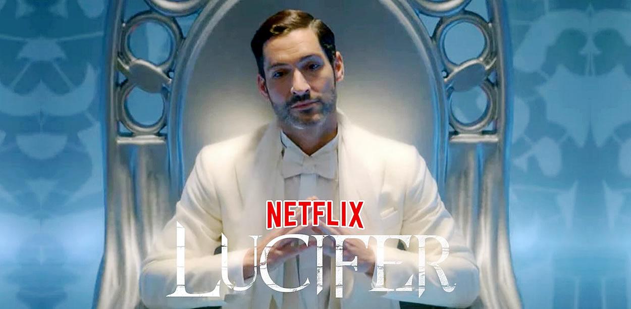 Lucifer   Netflix divulga novo trailer da temporada final da série com Tom Ellis