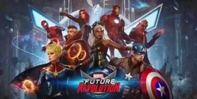 Marvel Future Revolution | Trailer do primeiro jogo de celular de mundo aberto com os heróis da Marvel