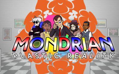 Mondrian – Plastic Reality   Misture arte e videogames neste vídeo de demonstração da Lantana Games