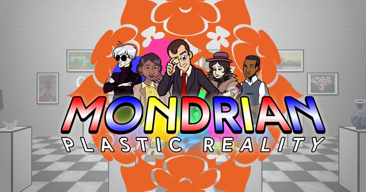 Mondrian - Plastic Reality   Misture arte e videogames neste vídeo de demonstração da Lantana Games