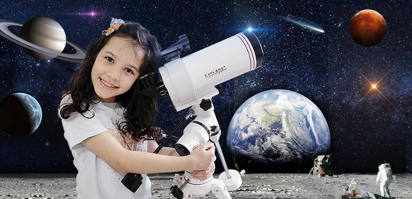 Nicole Oliveira Astrônoma Amadora e Divulgadora Científica