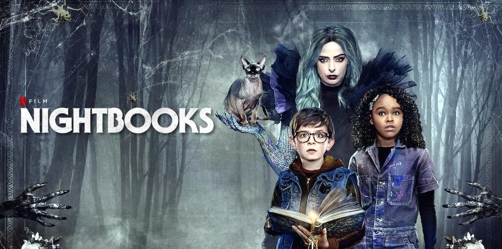 Nightbooks | Terror da Netflix com Krysten Ritter do produtor Sam Raimi tem trailer divulgado
