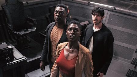 nightflyers netflix episodio9 - NIGHTFLYERS   Série de ficção científica de 2018, na Netflix, baseada na obra de George R.R. Martin