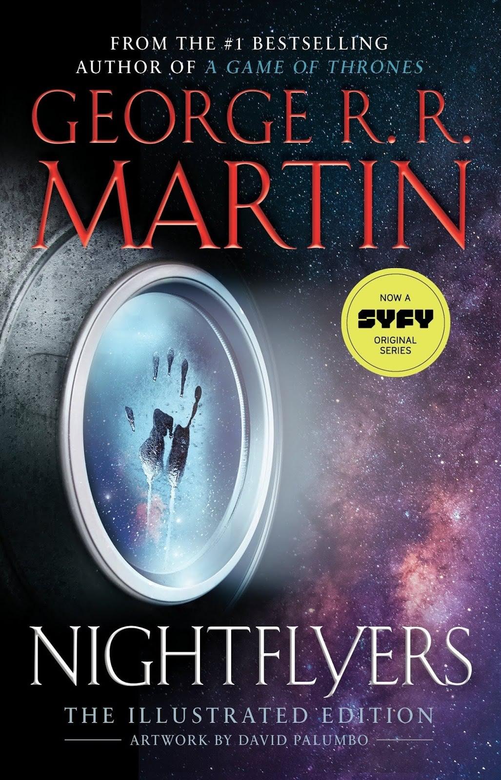 NIGHTFLYERS   Série de ficção científica de 2018, na Netflix , baseada na obra de George R.R. Martin