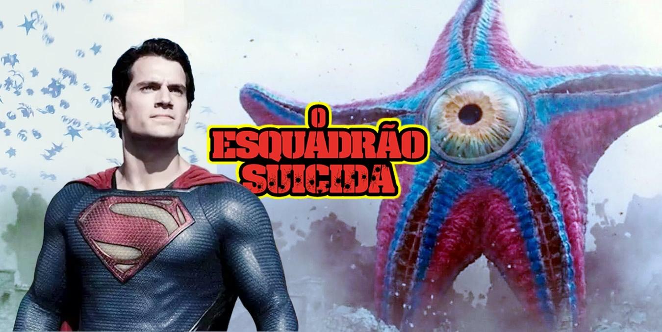 O Esquadrão Suicida | James Gunn explica por que escolheu Starro como o vilão em vez de Superman