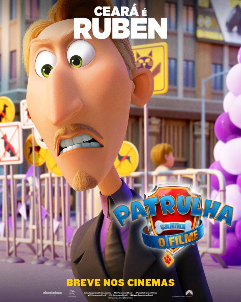 Patrulha Canina - O Filme   Trailer e cartazes individuais da animação da Paramount Pictures
