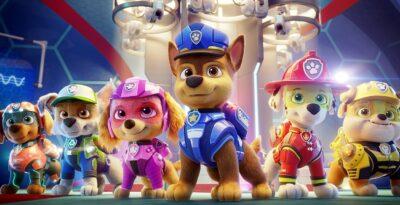 Patrulha Canina – O Filme | Trailer e cartazes individuais da animação da Paramount Pictures