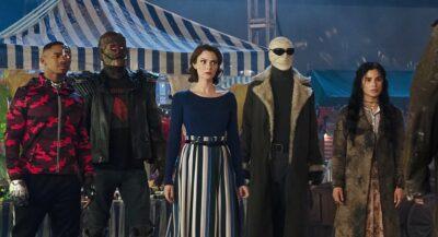 Patrulha do Destino | Teaser da terceira temporada e data de lançamento na HBO MAX
