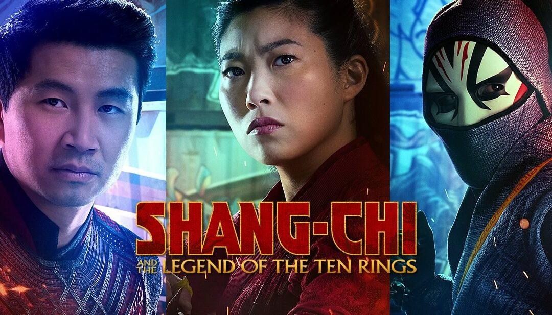 Shang-Chi e a Lenda dos Dez Anéis | Marvel Studios divulga cartazes individuais dos principais personagens