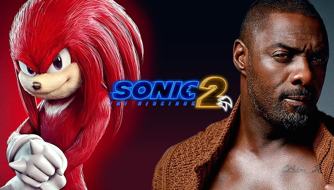 Sonic 2 | Idris Elba emprestará sua voz para Knuckles na sequência da Paramount Pictures
