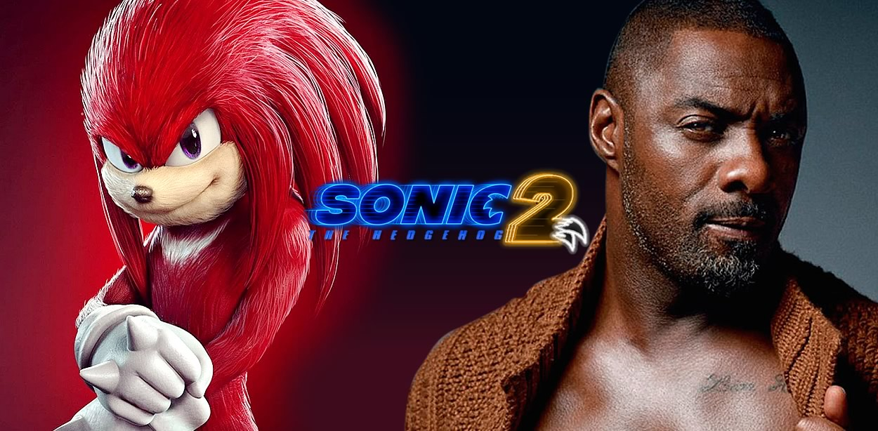 Sonic 2   Idris Elba emprestará sua voz para Knuckles na sequência da Paramount Pictures