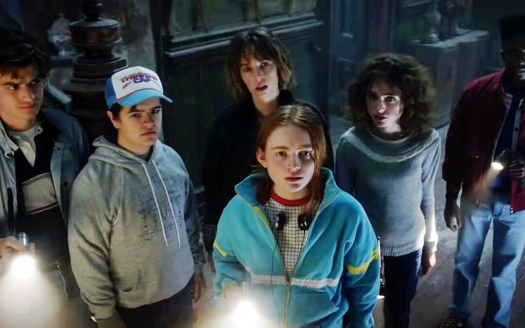 Stranger Things 4 | Netflix divulga Teaser e data de lançamento para 2022 da quarta temporada