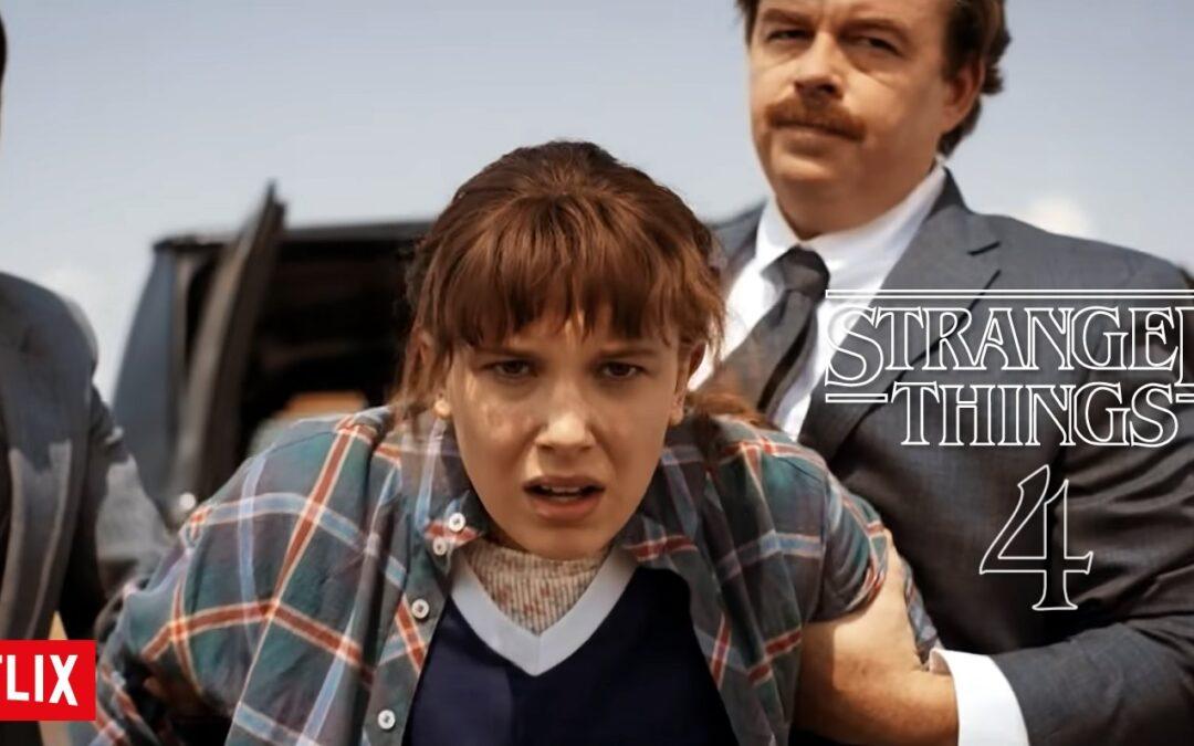 Stranger Things 4 | Teaser e novas fotos de bastidores da quarta temporada na Netflix