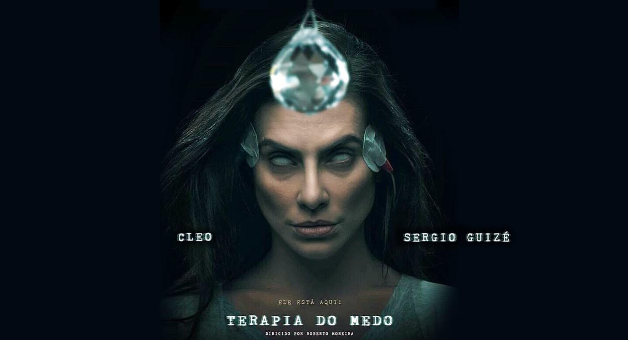 Terapia do Medo   Cleo Pires em terror nacional estreia no catálogo da Netflix