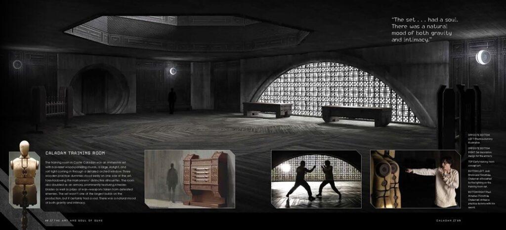 the art and soul of dune de denis villeneuve inclui partitura musical composta por hans zimmer imagem1 1024x466 - The Art and Soul of Dune de Denis Villeneuve, livro inclui uma partitura musical composta por Hans Zimmer