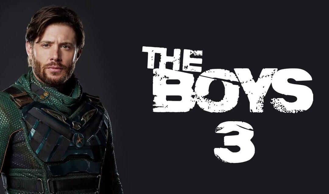 The Boys 3 | Eric Kripke explica como Jensen Ackles conseguiu o papel para interpretar Soldier Boy