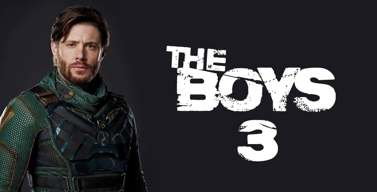 The Boys 3   Eric Kripke explica como Jensen Ackles conseguiu o papel para interpretar Soldier Boy