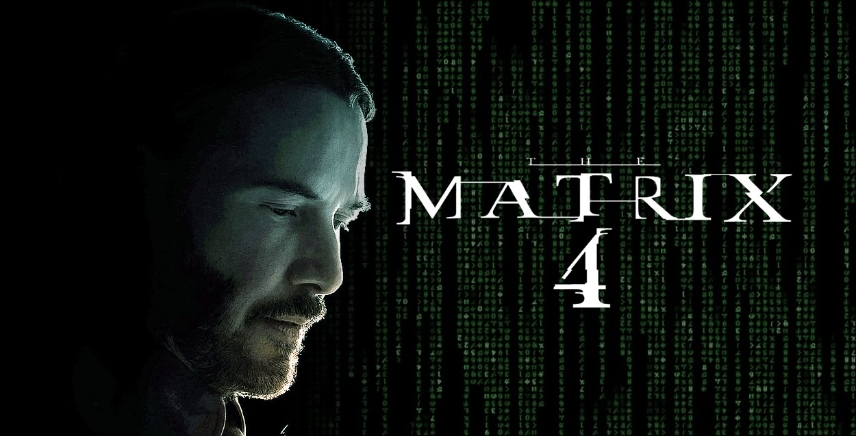 The Matrix Ressurrections | A Warner Bros divulgou oficialmente o título de Matrix 4