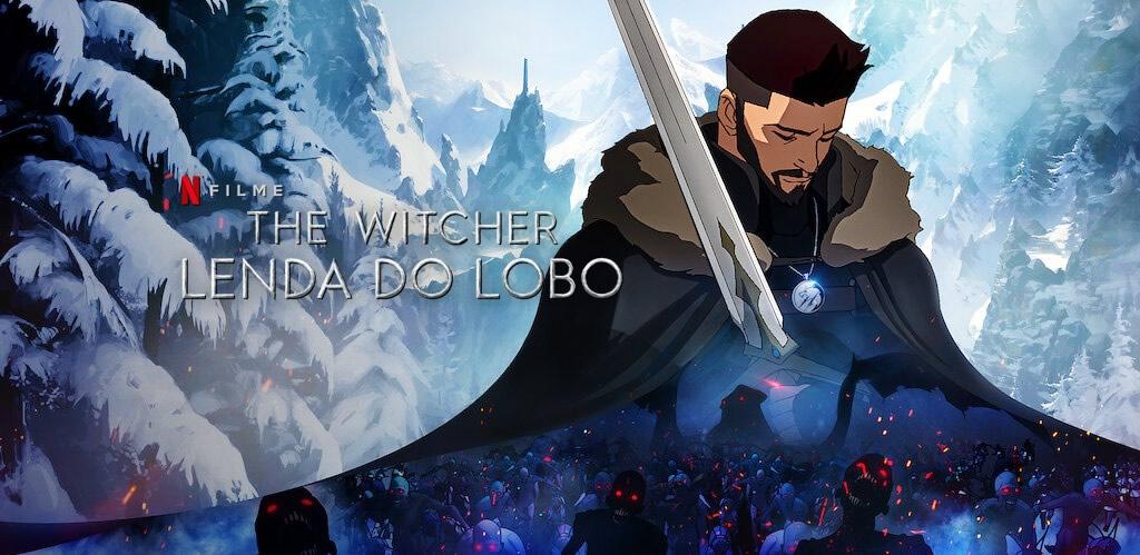 The Witcher: Lenda do Lobo | Netflix divulga novo trailer da série anime prequela de The Witcher